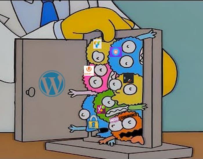 Plugins para todo : destrozando el diseño web